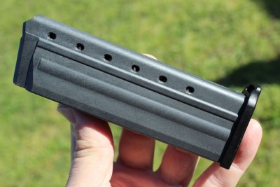 The windows are easy to use, and the mags are fairly easy to load up.