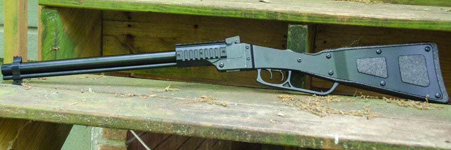 The new Chiappa M6 Survival Rifle.