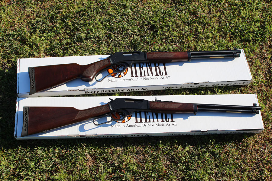 Henry's Updates  30-30 and  45-70: Review Redux - GunsAmerica Digest