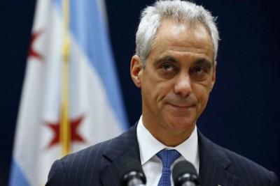 Mayor Rahm Emanuel.  (Photo: Jim Young / Reuters/Landov)