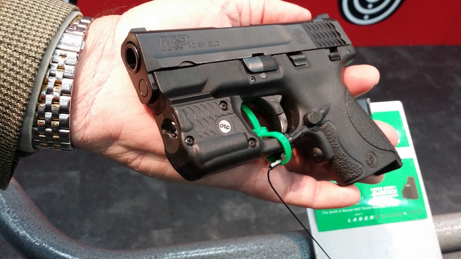 Crimson Trace S Laserguard Pro Is Ultimate Ccw Combo Nra 2016