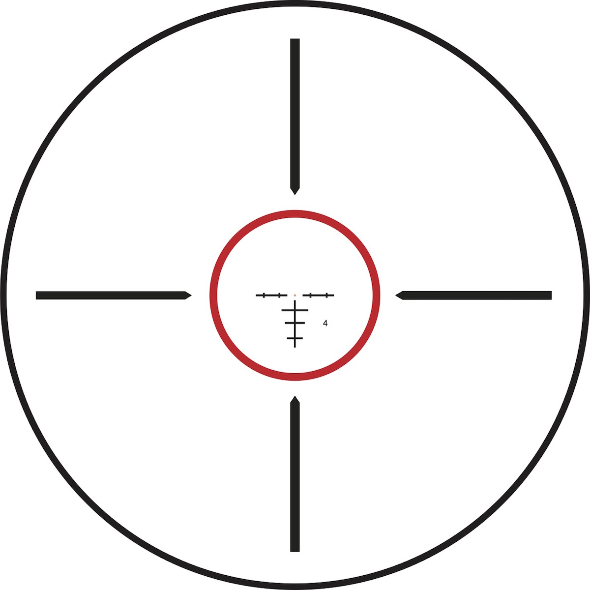 Optics Buying Guide Scope Reticles Gunsamerica Digest