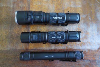 Factor Flashlights