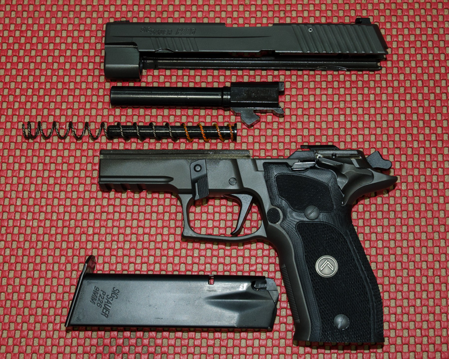 The Search for the Holy Grail Ends Here: SIG Sauer Legion