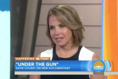 Katie Couric (Photo: Today Show)