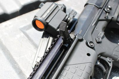 The Primary Arms red dot.