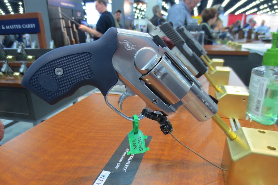 Kimber K6s Revolver.