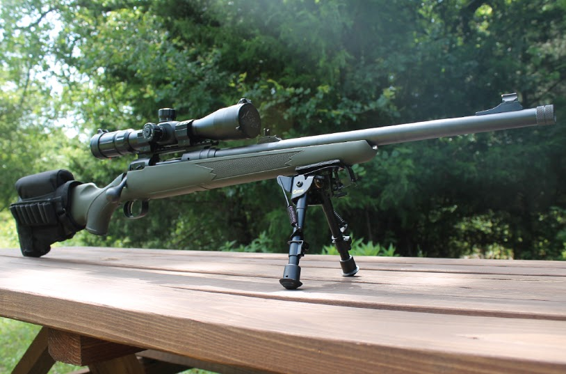 The Savage 11 Hog Hunter: Not your Average  308