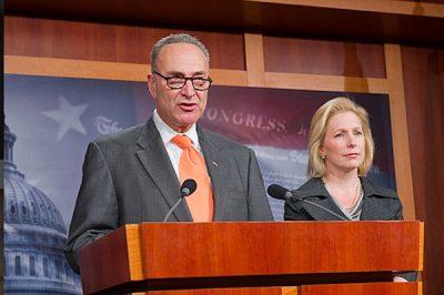 Sen. Chuck Schumer (D-NY) (Photo: Schumer)