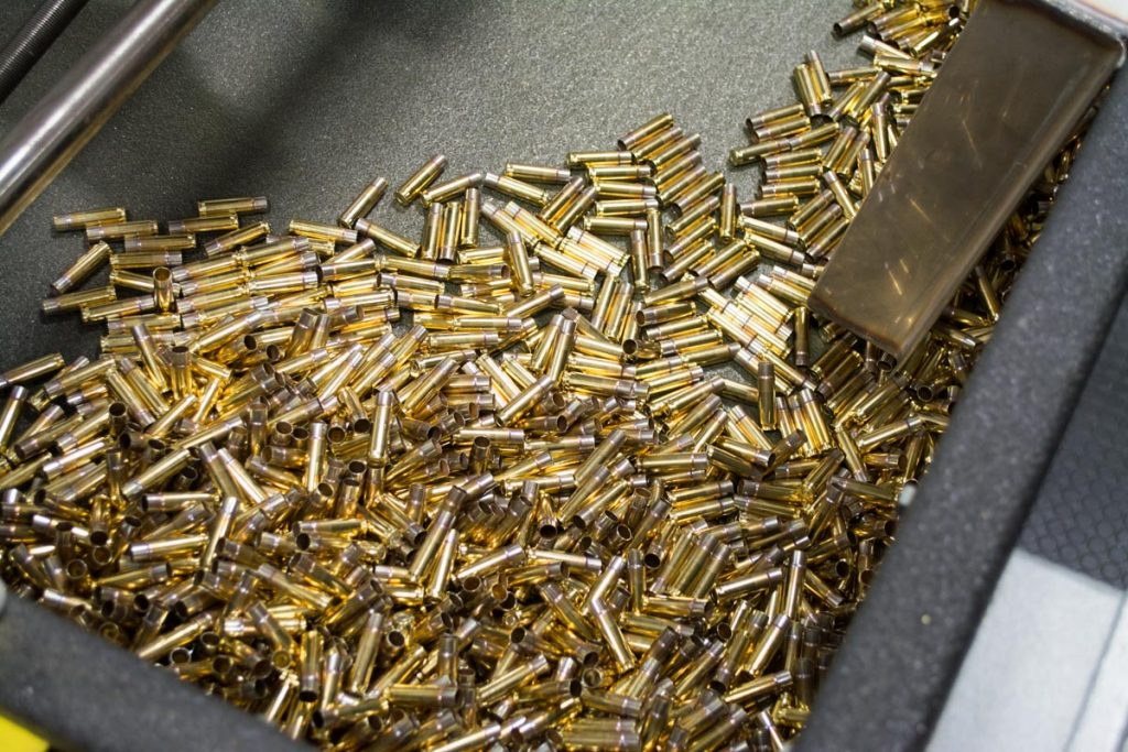 Sig also uses match grade brass for the 300 Blackout loads.