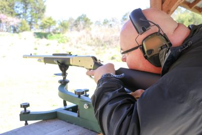 The author put the Ridge Runner through it paces at the range and came away vert impressed.