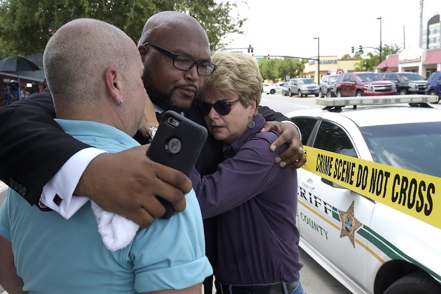 Father of Orlando Victim: My Son Would've Traded 'Everything in the World' for a Loaded Gun