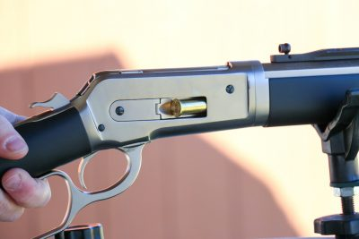 The Ridge Runner proved to be easy to load and shoot, and shoot well, for the author.