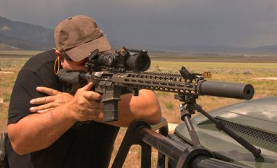 The author found the AXTS SPR to be a true, long-range performer. This one can really reach out when needed.