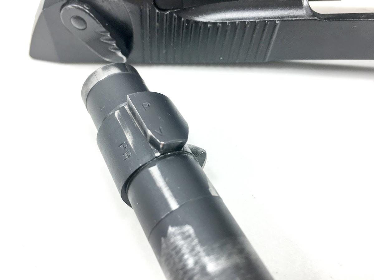 Beretta  40 PX4 Storm Pistol - A Closer Look - Range Report