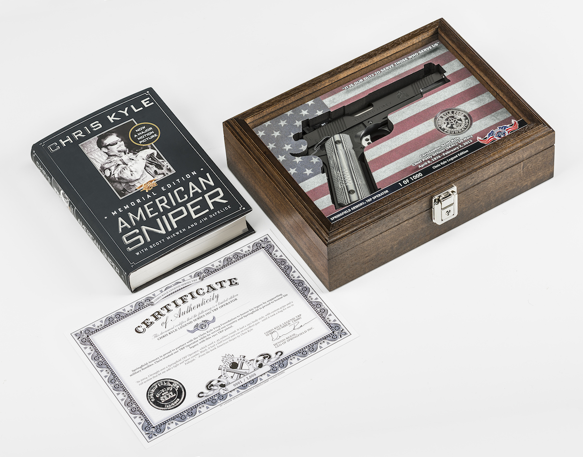 Images courtesy of Springfield Armory.