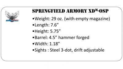 Springfield Armory XDM OSP slide2