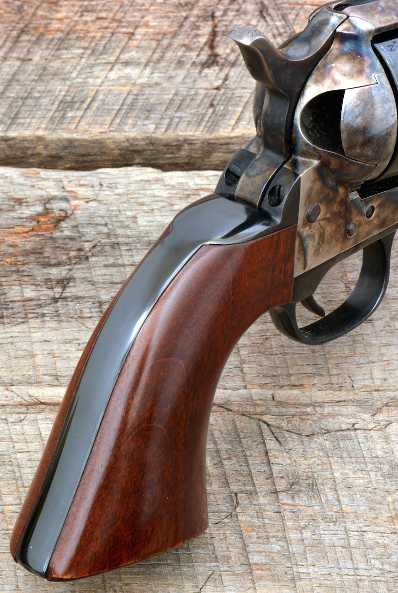 Cowboy Time Machine: Uberti Replaces SAA Transfer Bar w