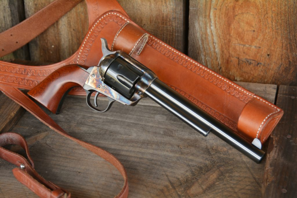 Uberti has been manufacturing superb Single Actions for decades and with the latest Cattleman II offers up a model that is not only accurate on the outside, but accurate in detail when you cock the hammer.