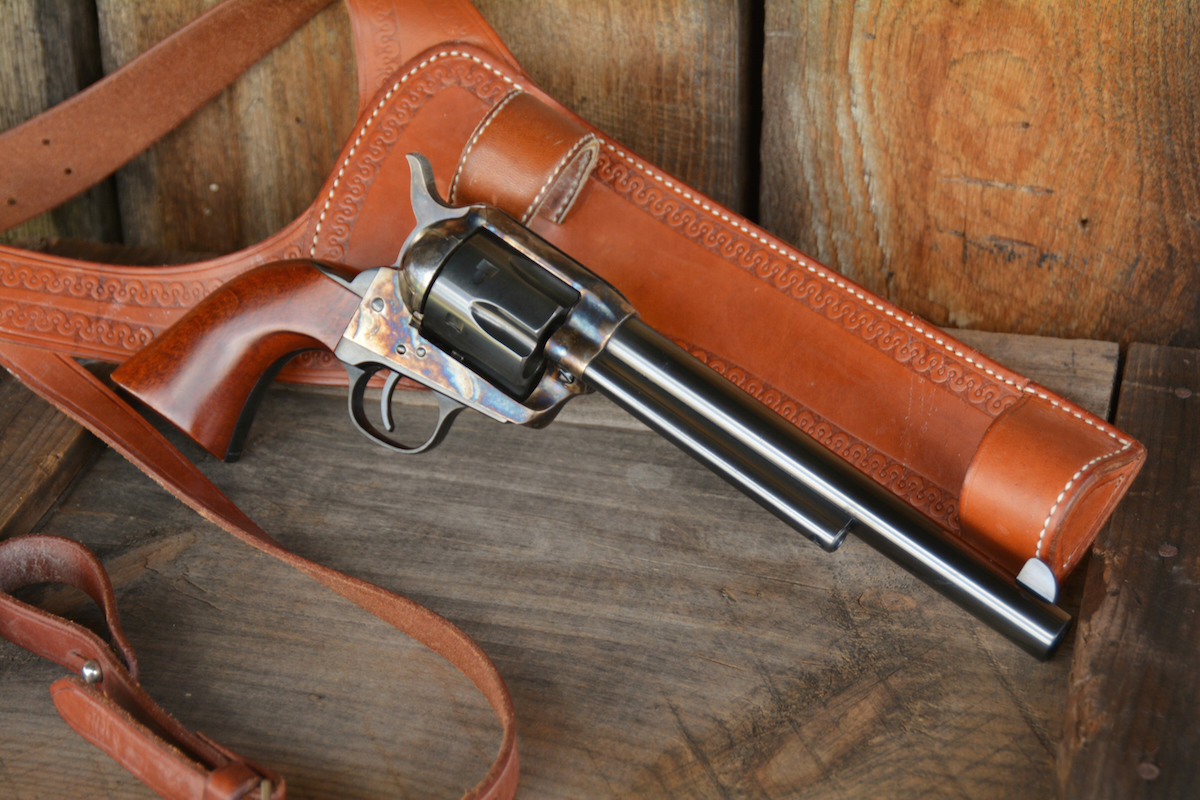 Cowboy Time Machine: Uberti Replaces SAA Transfer Bar w/Glock Style Floating Pin – Cattleman II Review