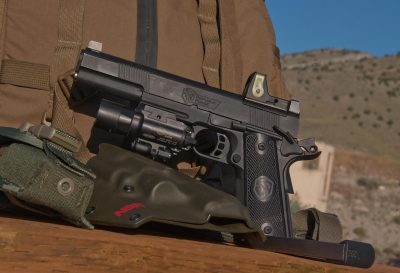 Republic Forge pistols are hand built one at a time by a single gunsmith.