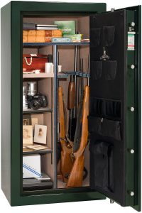If you do not properly maintain your lock, you might have to get a locksmith to come open your safe for you.