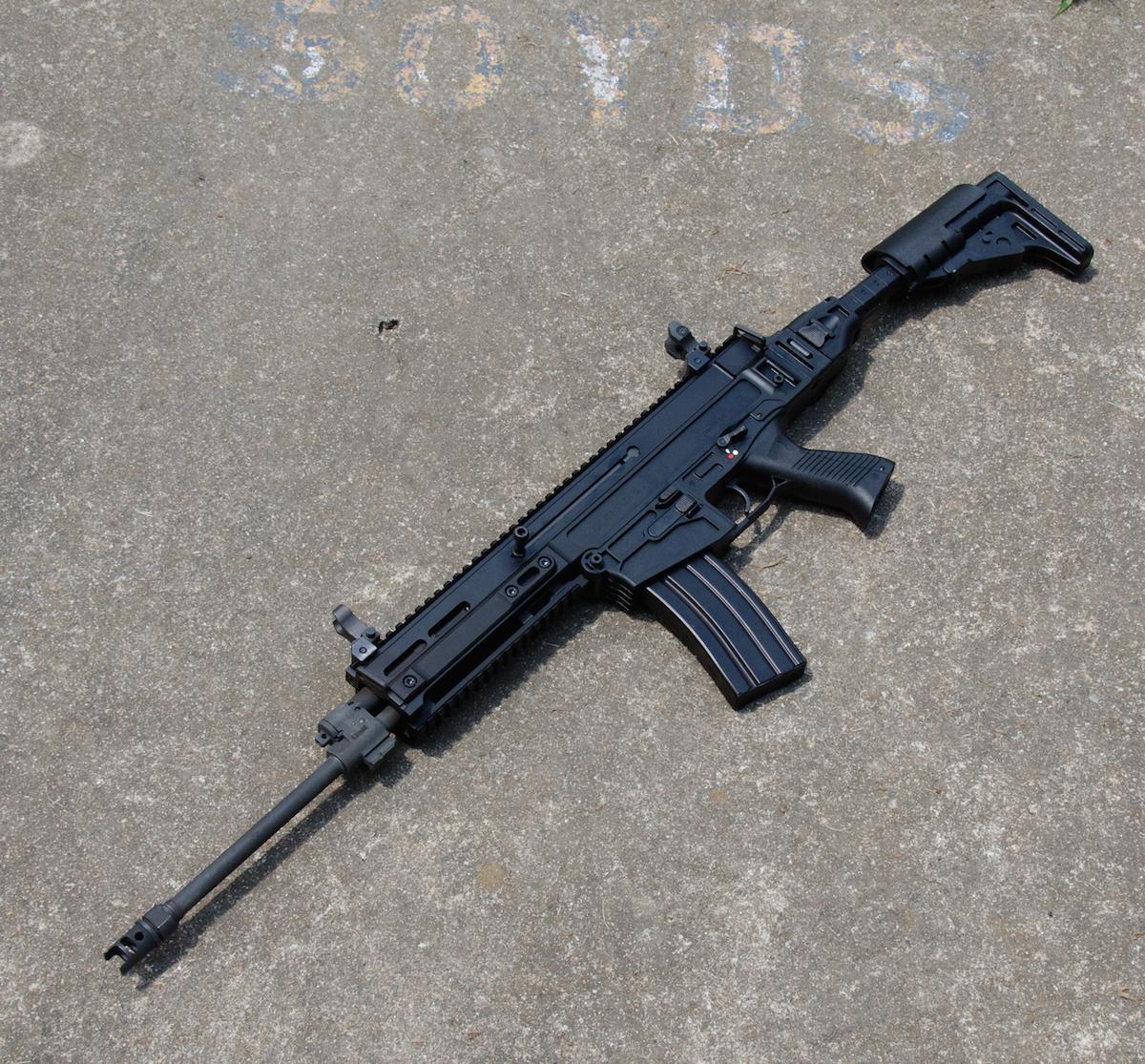 Civilian Bren Light Machinegun - CZ 805 Bren S1 Carbine Full Review