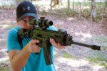 Civilian Bren Light Machinegun – CZ 805 Bren S1 Carbine Full Review