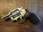 S.H. Blanelberry – SEAL Knife, Saddleback Pistol Wrap, Hogue Grips! #Xmas2016