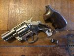 Replacing Your Revolver Grips with Hogue Exotic Hardwood!