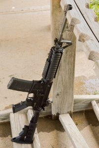 The FN M4 is a dead ringer for a true M4 Carbine at first glance. This one should really appeal to the collectors out there.