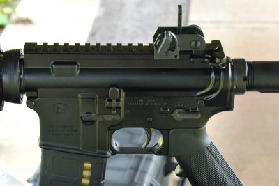 Anyone familiar with an AR will be right at home with the FN M4 Military Collector Series carbine.