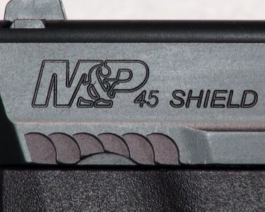 Smith & Wesson gets fashion points for the front slide cuts, but not so much for practicality.