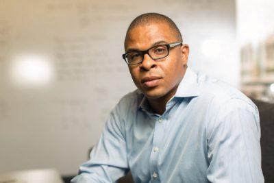 Roland G. Fryer Jr., a professor of economics at Harvard. Credit (Photo: Erik Jacobs for The New York Times)