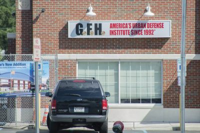A man in his 20s fatally shot himself Tuesday at the Gun for Hire shooting range in Woodland Park, police said. (Luke Nozicka | NJ Advance Media for NJ.com)