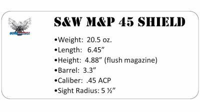 .45 Shield