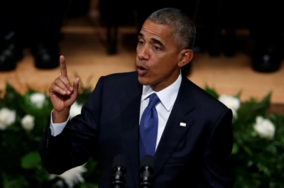 President Obama (Photo: Carlo Allegri/Reuters)
