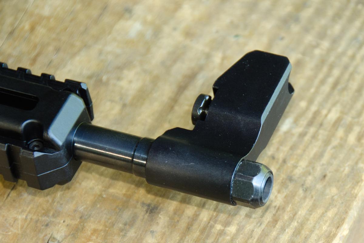 Folding 9mm Carbine—Kel-Tec's New SUB-2000 Gen II 9mm - GunsAmerica