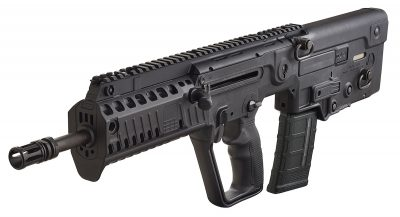 The X95 variant of the Tavor is an enhanced and upgraded version of the IWI US Tavor SAR bullpup.