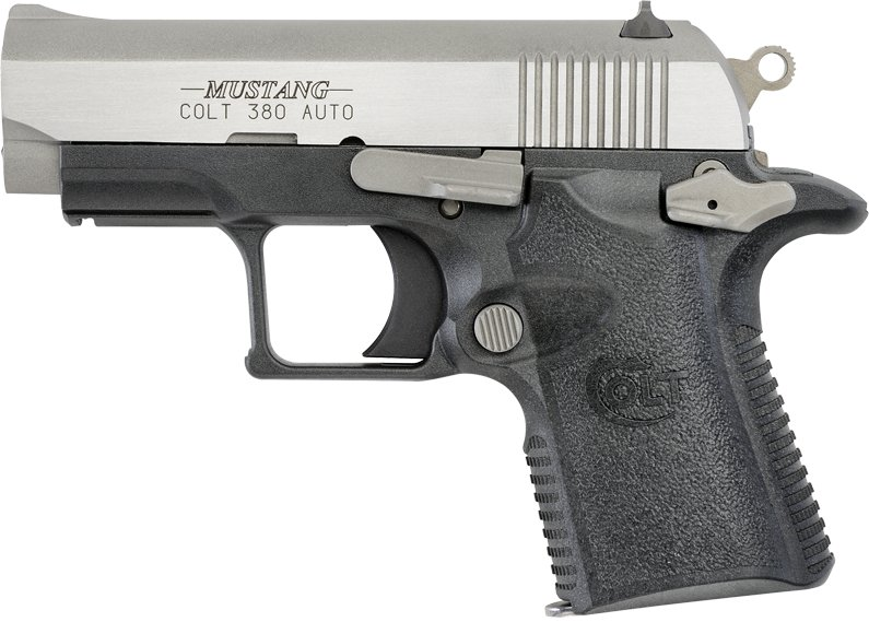 colt mustang xsp updated