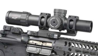 scope 1-8x primary arms platinum