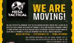 Citing New Cali Gun Laws, Mesa Tactical Relocates to Nevada