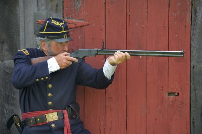 The author found the new Henry to be a faithful recreation of the original, and very pleasant to shoot.