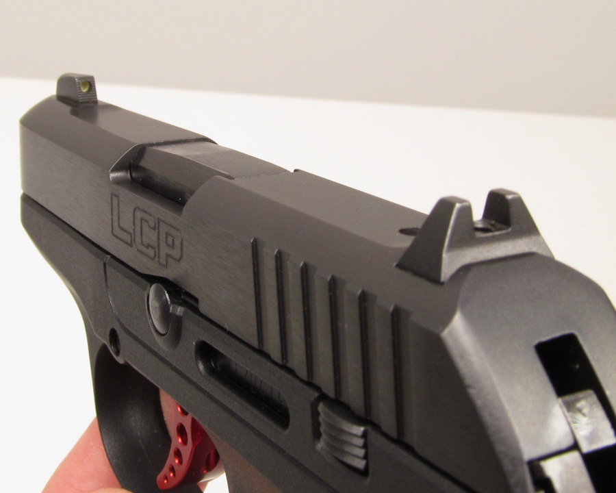 Customized Carry  380 for only $10 Extra? Ruger's Impressive