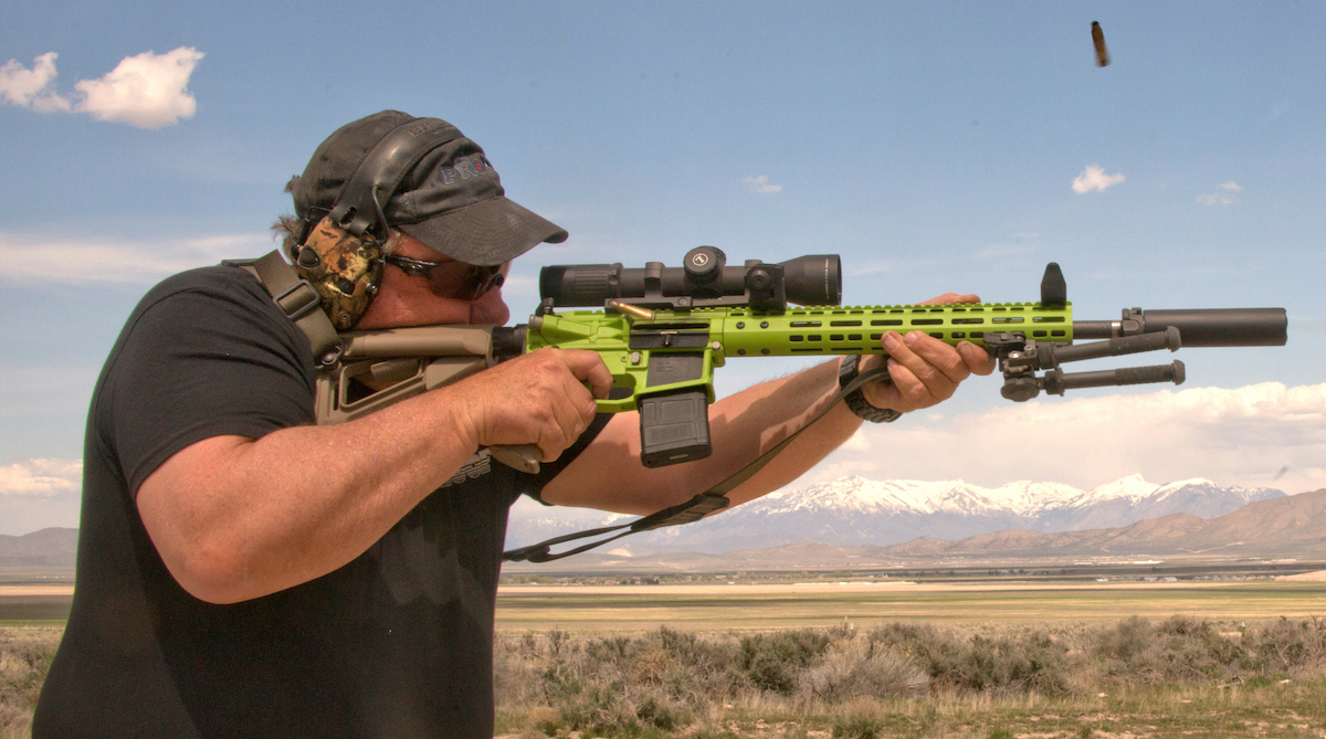 The Grunt carbine from Erathr3 provides sub-MOA performance in an ultralight 4.7-pound package.