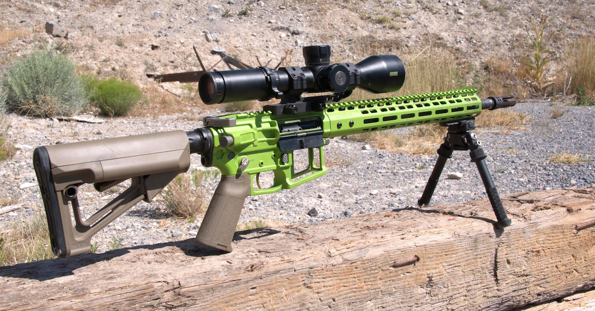 The EraThr3 Grunt represents the unique approach of this company and its firearms. Its performance is almost as eye-catching as its appearance.
