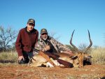 Blood In The Bushveld: A Father And Son On Their First Safari in South Africa