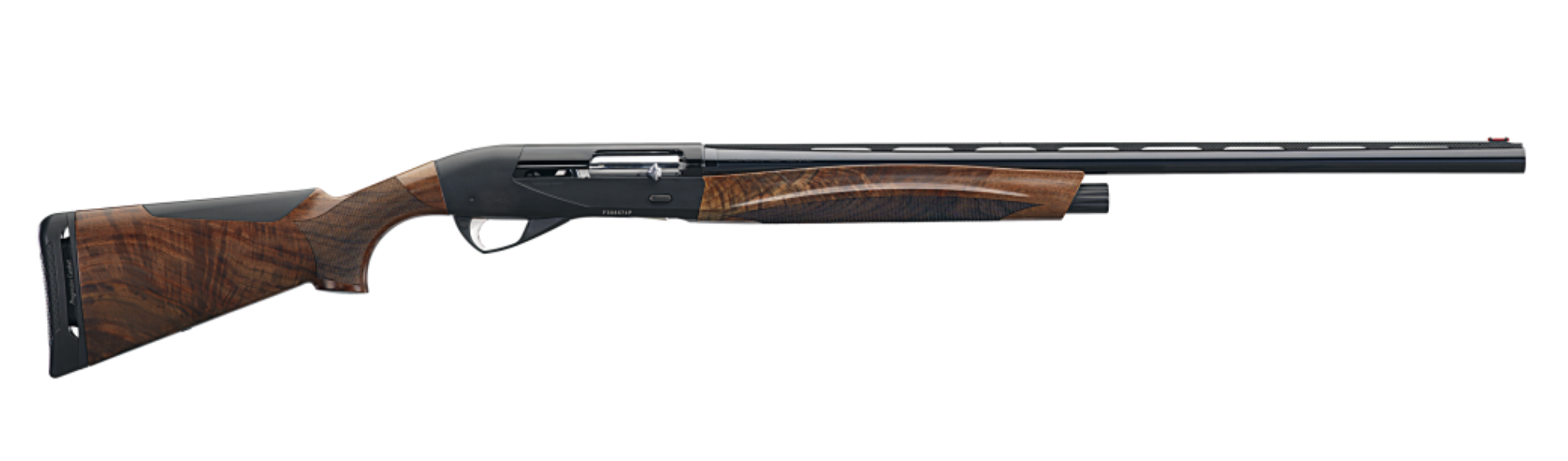 The Benelli Ethos is offered with the option of an anodized receiver that brings the MSRP to $1,999.