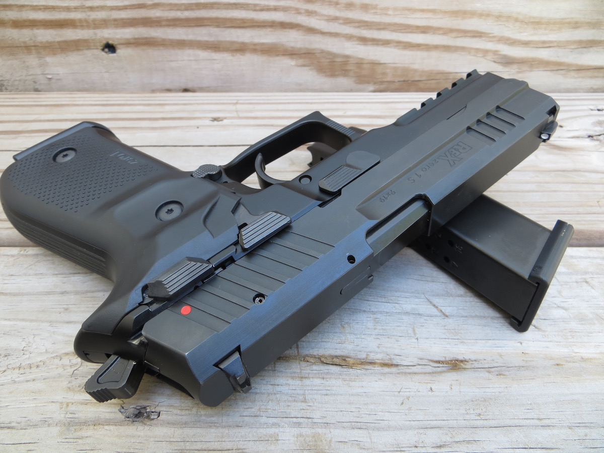 A Cocked-And-Locked SIG Clone? Arex Rex Zero 1S 9mm—Full Review.