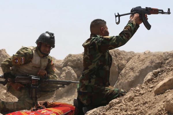 Iraqi-Forces